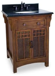 craftsman style bathroom ideas eye catching mission style bathroom vanity in craftsman ideas small