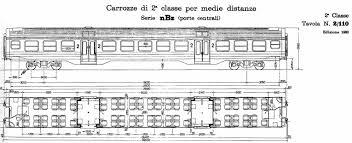 carrozze treni carrozze mdvc scalaenne note sparse treni ferrovie e loro