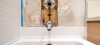 Bathtub Drain Repair Do It Yourself How To Install A Shower Bathtub Doityourself Com