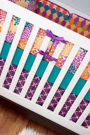 Moroccan Crib Bedding Moroccan Blooms Crib Bedding Turquoise Baby Nurseries Moroccan
