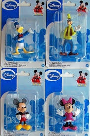 Mickey Mouse Clubhouse Bedroom Set Amazon Com Mickey Mouse Clubhouse Figurines Mickey Minnie