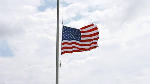 Az Flags Half Mast Flags At Half Staff For National Fallen Firefighters Memorial