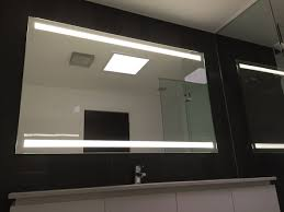 Illuminated Bathroom Mirrors Lighted Bathroom Mirror Bathroom Ideas