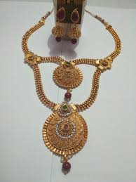 beautiful necklace online images Buy bridal gold plated beautiful necklace online from amazane india jpeg