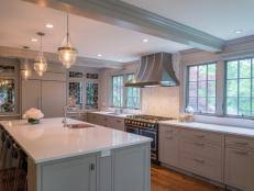 shedding light on kitchen lighting hgtv