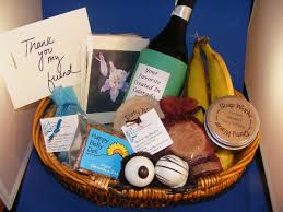 wedding gift basket ideas colorado wedding guest gift basket