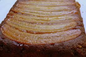 chocolate peanut butter banana upside down cake noble pig