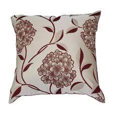 burgundy couch pillows wayfair