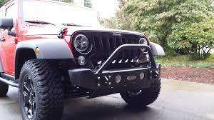 jeep stinger bumper purpose front bumper that doesn u0027t require relocating vacuum pump jeep