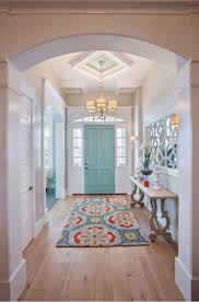 entry room design rugs awesome entryway rug ideas with wood console table plus