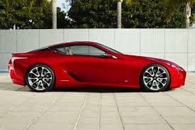 lexus red paint code will lexus lf lc replace the lfa photo u0026 image gallery