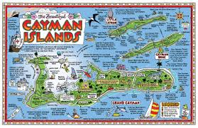 Caribbean Islands Map by Caribbean Map Collection