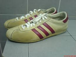 Jual Adidas Made In Indonesia planet vintage adidas rekord stripe 8 5uk sold