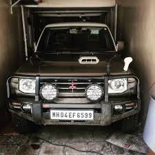 modified mitsubishi mitsubishi pajero sfx project overland conversion page 2