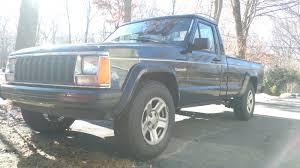 jeep pickup comanche rust free 2wd 1986 jeep comanche xls