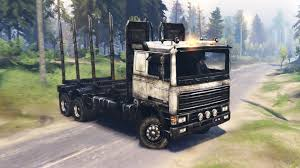 volvo truck fl fl v4 0 for spin tires