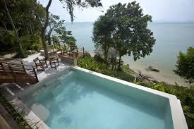 hotel avec piscine dans la chambre 5 chambres d hôtel avec piscine privée en thaïlande tempting places