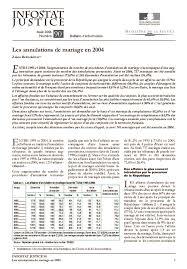 annulation de mariage les chiffres officiels des annulations de mariages