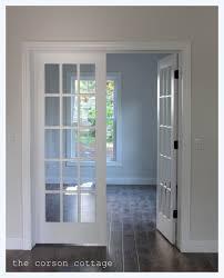 interior french doors glass fleshroxon decoration