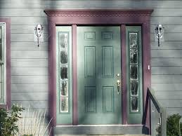 Exterior Door With Side Lights Entry Door With Sidelights Home Depot Exterior Wood Doors