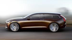 volvo coupe concept estate volvo cars