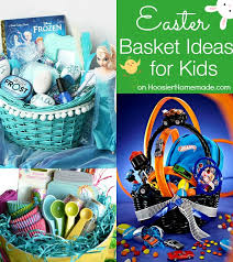 pre made easter baskets for toddlers 30 themed easter basket ideas hoosier