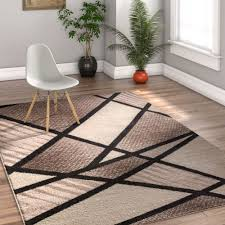 Midcentury Modern Rug Broadway Brown Mid Century Modern Rug Well Woven