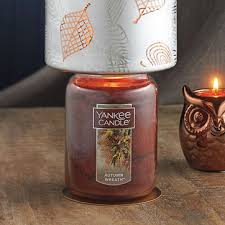 autumn wreath large classic jar candles yankee candle