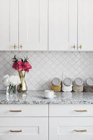 Subway Kitchen Backsplash Kitchen Best 25 White Tile Backsplash Ideas On Pinterest Subway