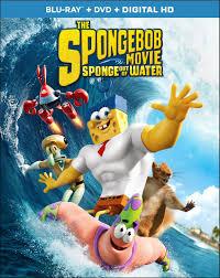 the spongebob movie sponge out of water dvd encyclopedia