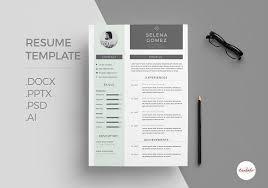 resume modern fonts for logos modern cv template resume templates creative market
