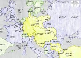 Wwi Europe Map by Student Maps Mr Wirkus Morse High