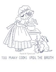 Free Kitchen Embroidery Designs Kitchen Proverbs Embroidery Patterns U2013 Complete Set Tipnut Com