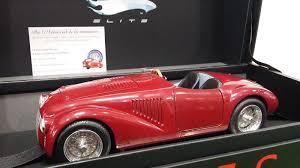 ferrari 125 s ferrari 125 s 1947 cabriolet 1 18 super elite wheels mattel