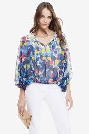 dvf blouse diane furstenberg alvanna bow silk chiffon blouse