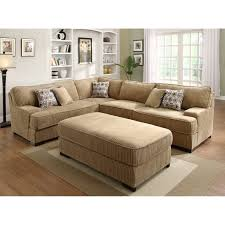 Sectional Sofas Havertys by Cool Chenille Sectional Sofas 13 For 3 Piece Sectional Sofa With