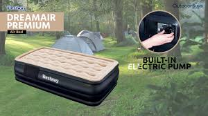 bestway dreamair premium air bed mattress single u0026 queen