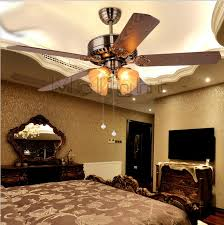 cheap fans new arrival cheap retro ceiling fan lights 5 blades 52 inches fan