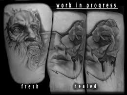 Off The Map Tattoo Off The Map Tattoo Maximilian Rothert Tattoos Page 3