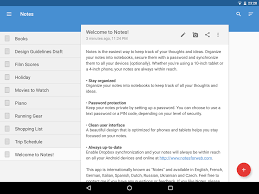 notes android apps on google play