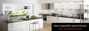 interior decoration of kitchen interior design models kerala interior designers