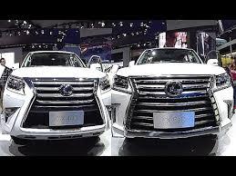 lexus gx 750 lexus lx 570 2016 2017 interior exterior vs lexus gx 400 460