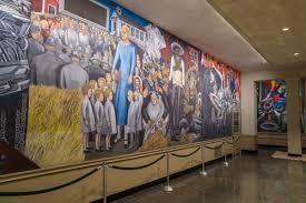 dartmouth murals become national historic landmark new hampshire view slideshow 4 of 4