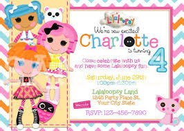 237 best parties lalaloopsy party ideas images on pinterest