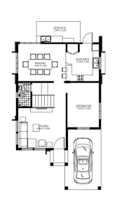 51 best house plans images on pinterest modern houses small