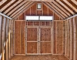 Shed Overhead Door by Garden Elite Series Large Garden Shed Horizon Structures
