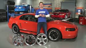 1999 Mustang Black Mustang Bullitt Wheels 94 04 All Review Youtube