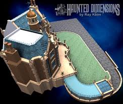 Haunted Mansion Floor Plan Disney Haunted Mansion History Behind The Facade