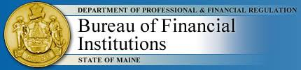 home page bureau of financial institutions