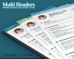 Free Modern Resume Templates Word 102 Best Unique And Clean Resume Template Images On Pinterest